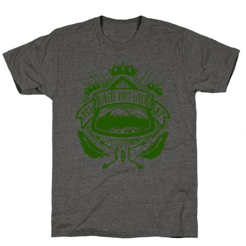 Triple Crown Hiking Trail Crest T-Shirt