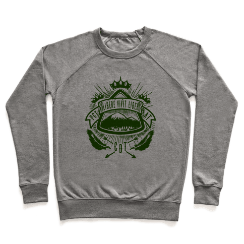 Triple Crown Hiking Trail Crest Pullover