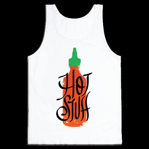 Hot Stuff Tank Top