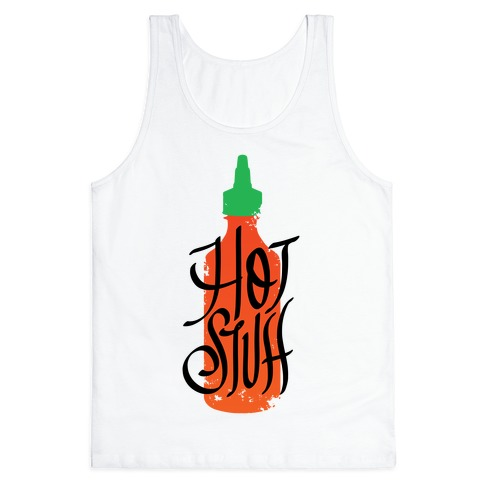 Hot Stuff Tank Top