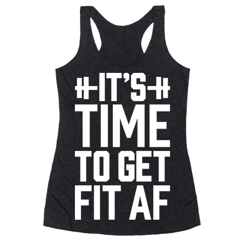 It's Time To Get Fit AF