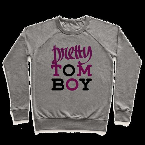 Pretty Tomboy Pullover