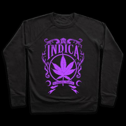 Cannabis Indica Pullover