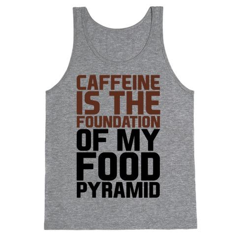 Caffeine Foundation Tank Top