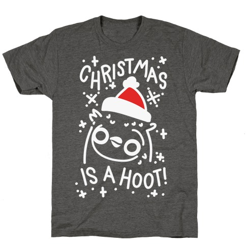 Christmas Is A Hoot T-Shirt