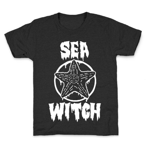 Sea Witch Kids T-Shirt