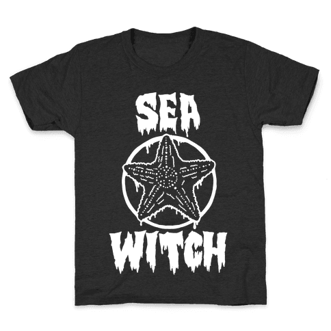 Sea Witch Kids T-Shirt