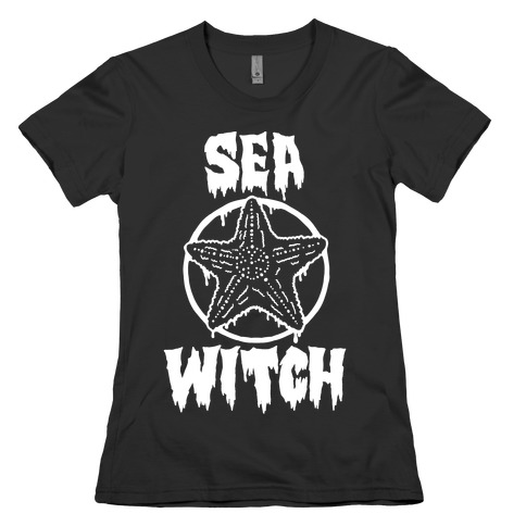 Sea Witch Womens T-Shirt