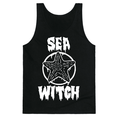 Sea Witch Tank Top