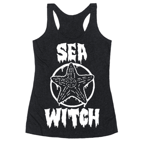 Sea Witch Racerback Tank Top
