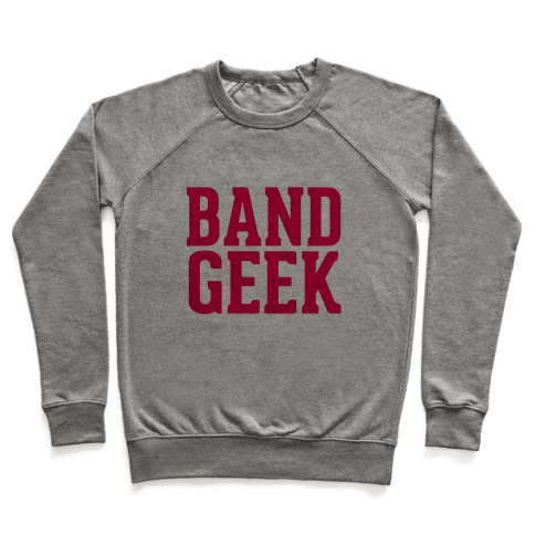 Band Geek Pullover
