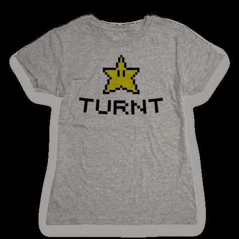 8-Bit Turnt Womens T-Shirt