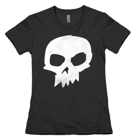 Sid Skull Womens T-Shirt