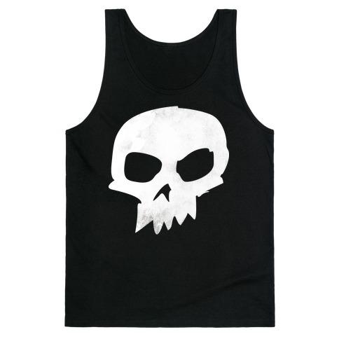 Sid Skull Tank Top