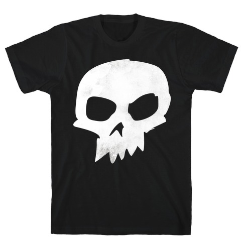 Sid Skull T-Shirt
