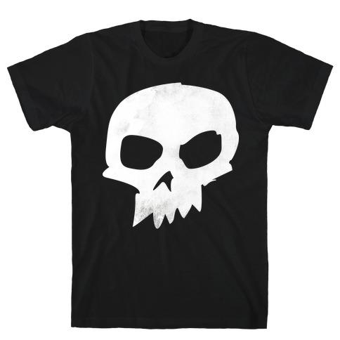Sid Skull Mens T-Shirt