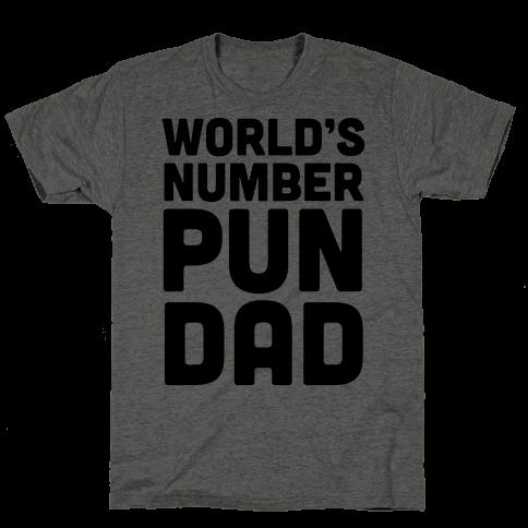 World's Number Pun Dad
