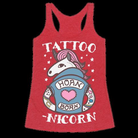 Tattoo-nicorn