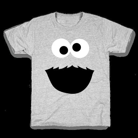 The Cookie Puppet Kids T-Shirt