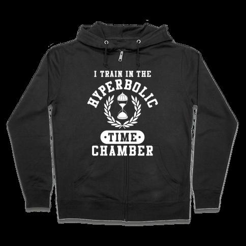 Hyperbolic Time Chamber Zip Hoodie