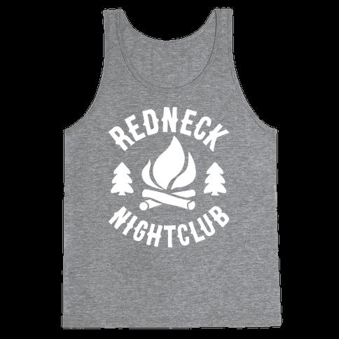 Redneck Nighclub Tank Top