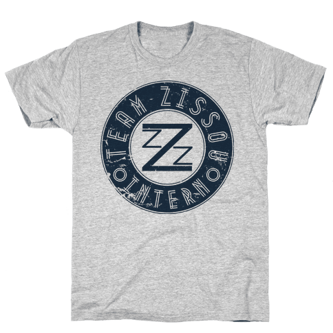 Team Zissou Intern Mens T-Shirt