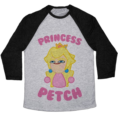Princess Petch Baseball Tee