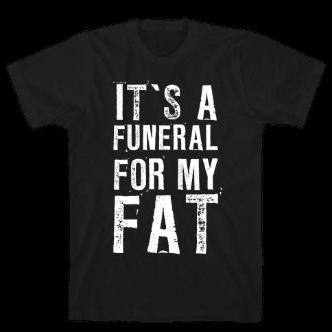 I Wear Black When I Workout Mens T-Shirt