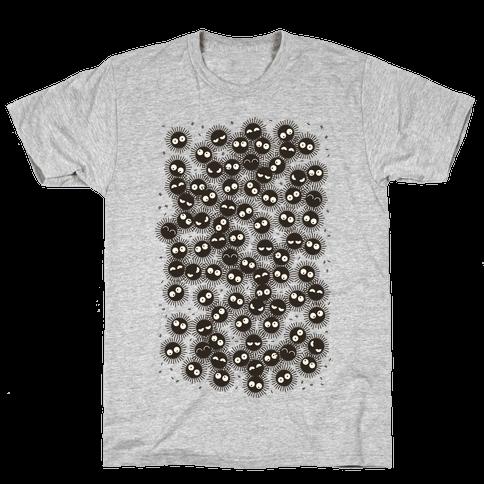 Soot Sprites Mens T-Shirt