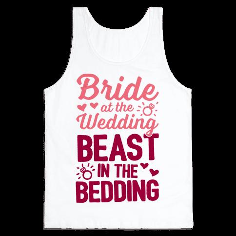 Bride At The Wedding