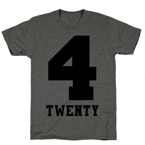 4 Twenty Mens T-Shirt