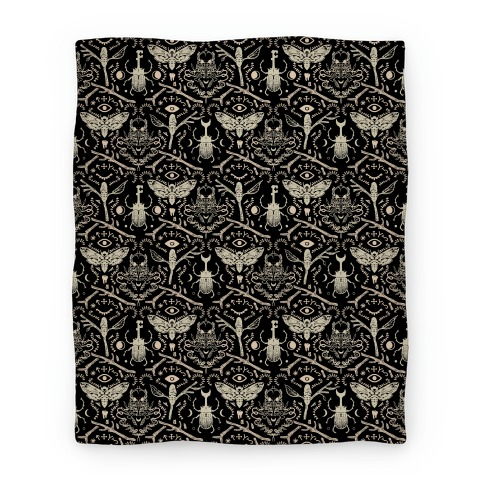 Occult Musings Blanket Blanket