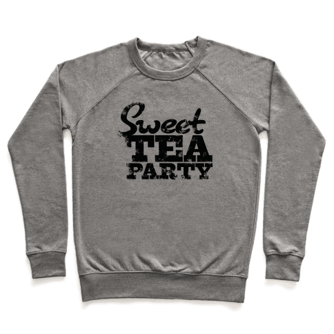 Sweet Tea Party Pullover