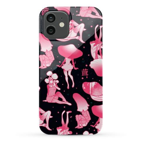 Mushroom Girls Phone Case
