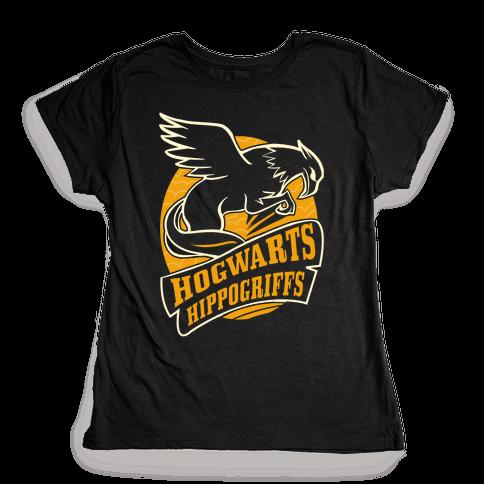 Hogwarts Hippogriffs Womens T-Shirt
