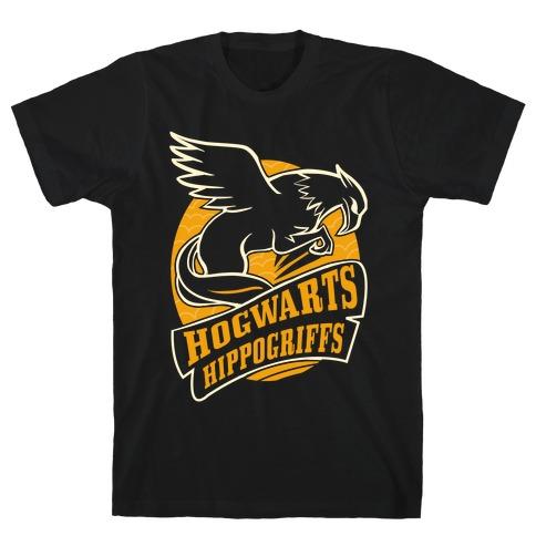 Hogwarts Hippogriffs Mens T-Shirt