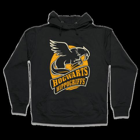 Hogwarts Hippogriffs Hooded Sweatshirt