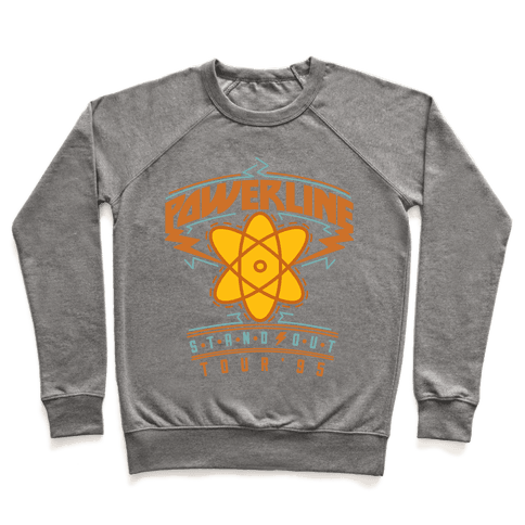 Powerline Tour Pullover
