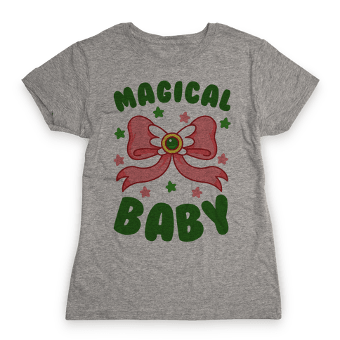 Magical Baby (Pluto) Womens T-Shirt