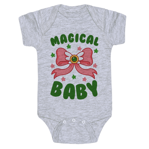 Magical Baby (Pluto) Baby Onesy