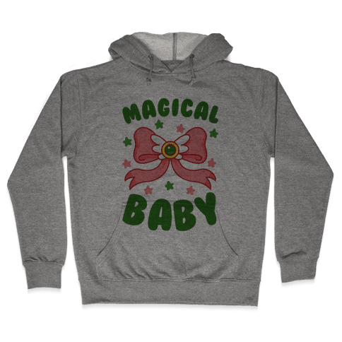 Magical Baby (Pluto) Hooded Sweatshirt
