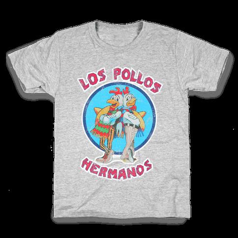Los Pollos Hermanos (Vintage Shirt) Kids T-Shirt