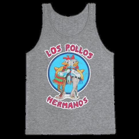 Los Pollos Hermanos (Vintage Shirt) Tank Top