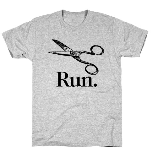 Run With Scissors T-Shirt