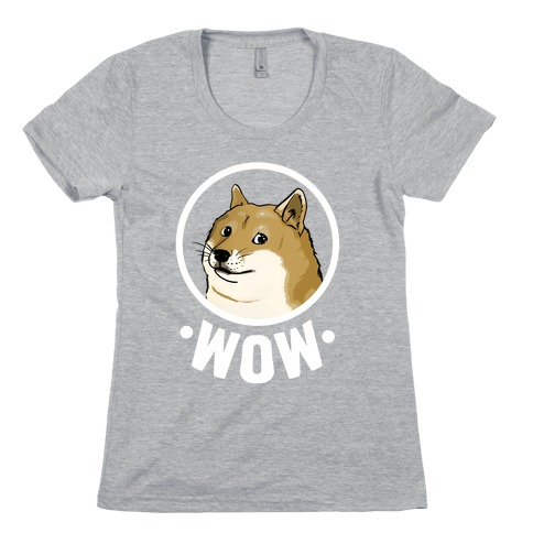 Doge Womens T-Shirt
