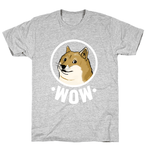 Doge Mens T-Shirt