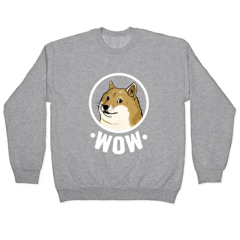 Doge Pullover