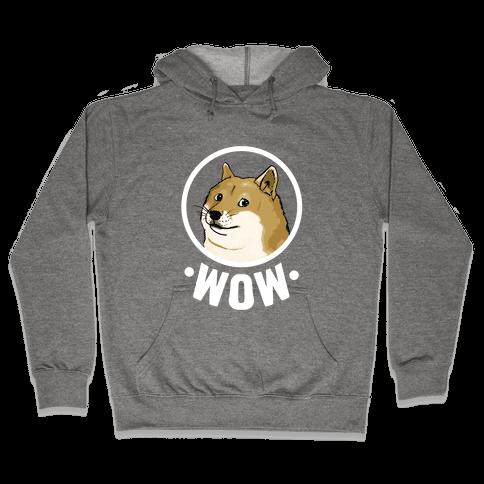 Doge Hooded Sweatshirt