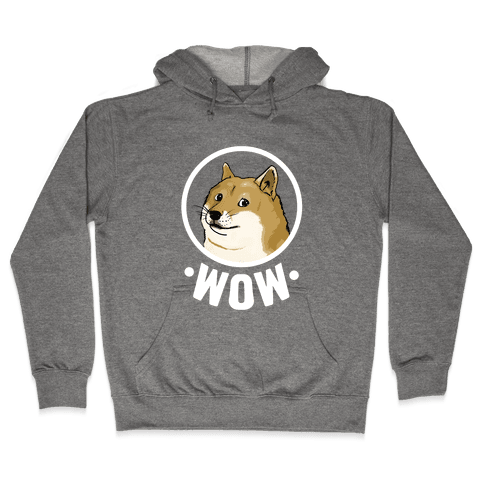 Doge Hooded Sweatshirt