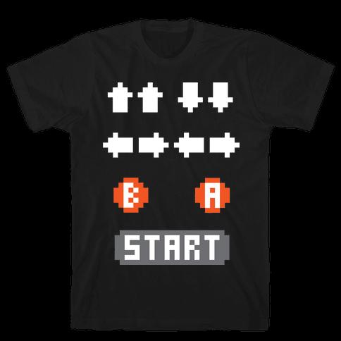 The Code Mens T-Shirt